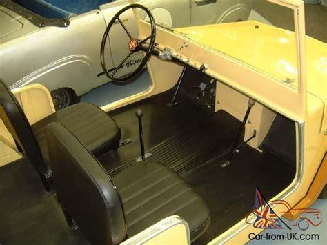 Bruce Weiner Micro Car 1955 Kapi Jip