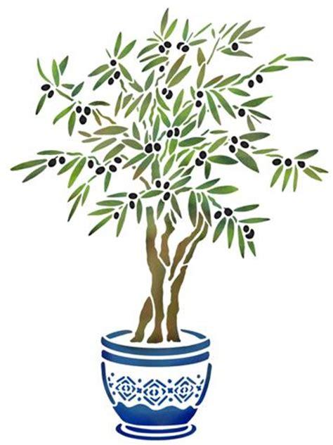 pochoirs de plantes et arbres plastique haute qualit 233 r 233 utilisables