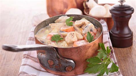 blanquette de veau facile recettes ducros