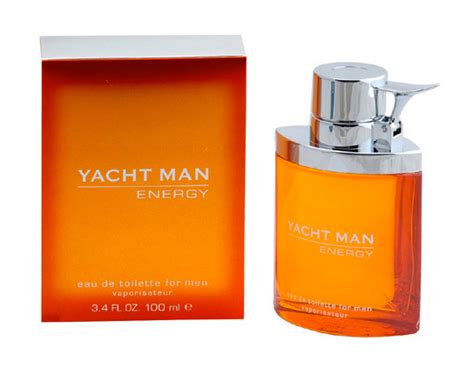 Yacht Man by Yacht Man Energy Myrurgia Cologne A Fragrance For Men 2007