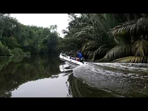 Inflatable Fishing Boat Malaysia by Inflatable Kayak Fishing With Kairos Boats In The Rivers