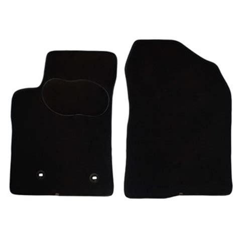 2 tapis voiture sur mesure noirs en moquette norauto premium norauto fr