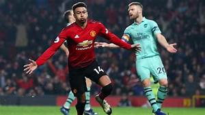 Lingard cores late to salvage a draw for Man Utd