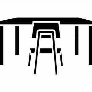 Schreibtisch Und Stuhl : studio schreibtisch und stuhl download der kostenlosen icons ~ Markanthonyermac.com Haus und Dekorationen