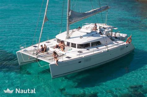 Catamaran For Sale Gran Canaria by Alquilar Catamar 225 N Lagoon 440 En Punta Iguana Club N 225 Utico