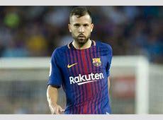 Barcelona star Jordi Alba mocks Real Madrid fans myKhel