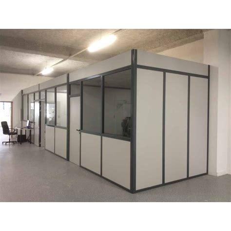 cloison amovile cloison transparente ou semi vitr 233 e pour bureaux