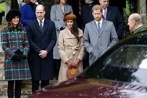 Royal family Christmas: Meghan Markle joins for 1st ...
