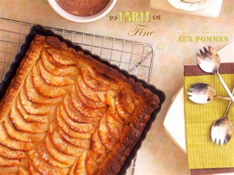 les meilleures recettes de tarte aux pommes