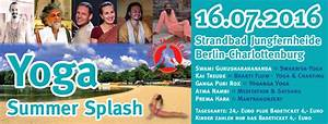 Spirit Yoga Charlottenburg : einladung zum 39 berlin yoga summer splash 39 aka yoga tag yogafestival berlin ~ Markanthonyermac.com Haus und Dekorationen