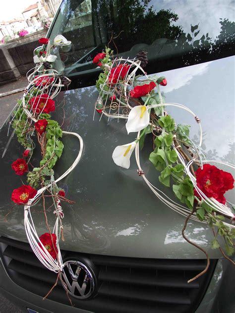 fleurs capot de voiture mariage galerie et deco mariage voiture page of car images nadiafstyle