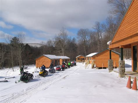 allegany state park cabins with bathrooms