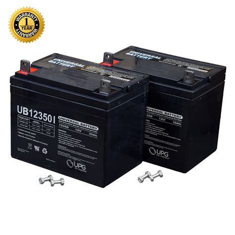 24 volt u1 battery pack for the hoveround 174 mpv4