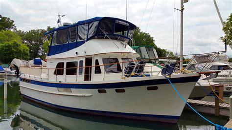 Zingara Catamaran For Sale by 43 Defever Trawler For Sale Trawlers Zingara Curtis