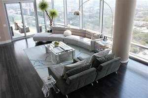 Pflanzen Für Wohnzimmer : luxus wohnzimmer einrichten 70 moderne einrichtungsideen ~ Markanthonyermac.com Haus und Dekorationen