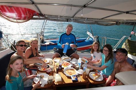 Catamaran Sailing Family by Family Sailing Holidays In Thailand Sailing Phuket