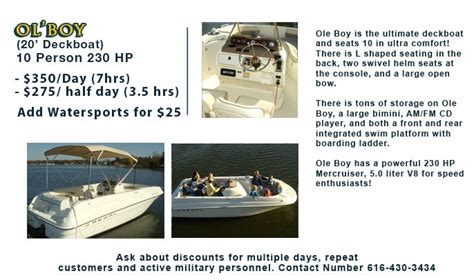 South Haven Boat Rental by Boat Rental Grand Rivers Ky Pontoon Boat Rental South