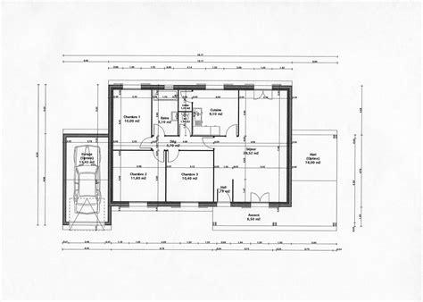 plan darchitecte de maison moderne gratuit maison moderne