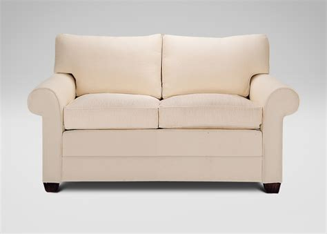 Ethan Allen Sectional Sofa Slipcovers by Roll Arm Loveseat Ethan Allen