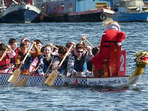 Dragon Boat Racing Dublin by Irish Dragon Boat Association Events
