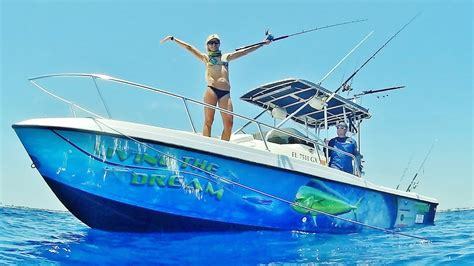 Offshore Sportfishing Boats by Florida Offshore Mahi Kingfish And Snapper Fishing With