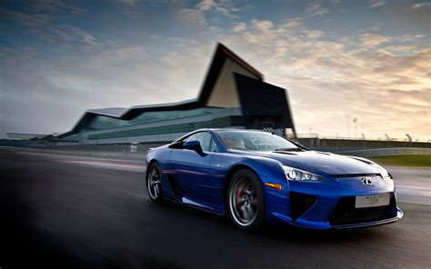 Lexus Lfa Wallpaper Hd Backgrounds #979 Wallpaper
