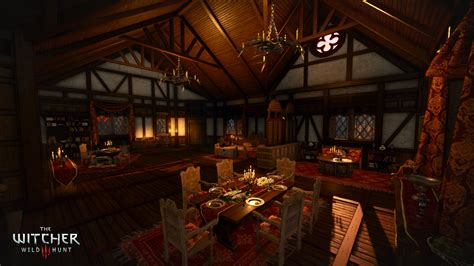 Witcher 3 Home Decorations : Outsource Manager, Cd Projekt Red