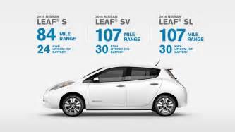2017 nissan leaf electric car 100 electric 100 adanih