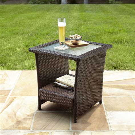 ty pennington style parkside l table outdoor living