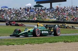 Drag racing Mid-Ohio Sports Car Course Lexington Ohio USA