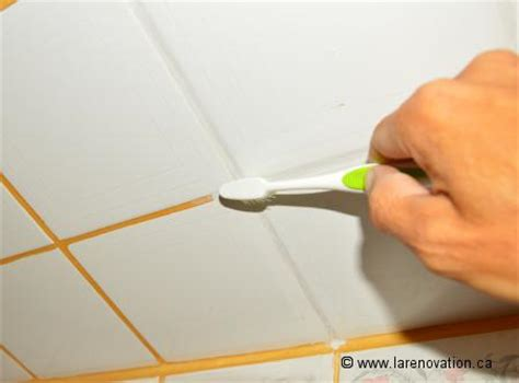 refaire joint carrelage salle de bain