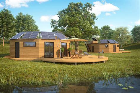 construire une maison autonome maison moderne