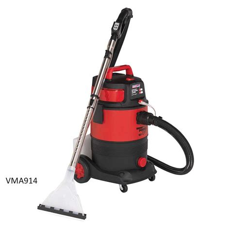 Valet Machine by Sealey Wet Dry Valet Machine 30ltr Ese Direct