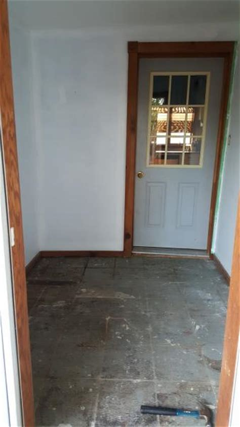 preparing subfloor for vinyl tile doityourself community forums