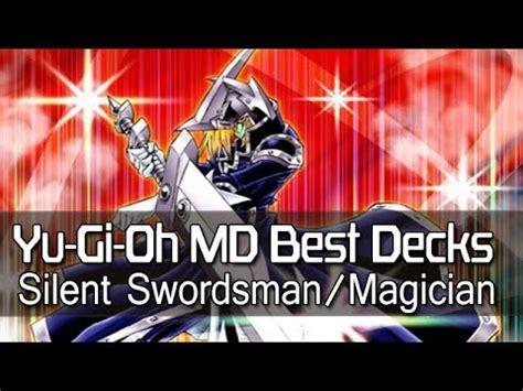 yu gi oh silent magician silent swordsman support