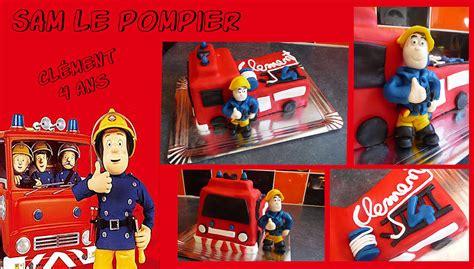 decoration anniversaire sam le pompier 8 id 233 es d anniversaire