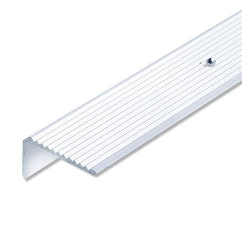 nez de marche aluminium anodis 233 l 2 m x l 4 1 cm x h 2 3 cm leroy merlin