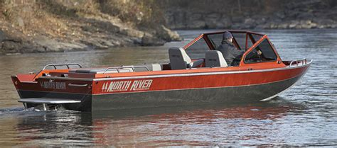 North River Jet Boats by Commander North River Boats