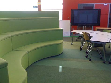 tiered seating in classrooms