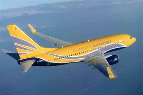 europe airpost signe un contrat de location avec air transat air journal
