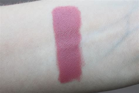 mac pink plaid lipstick volleysparkle