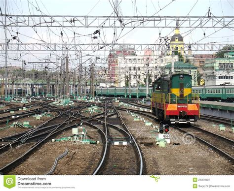 Moscow Train Station by Moscow Railway Station Stock Image Image Of Railway