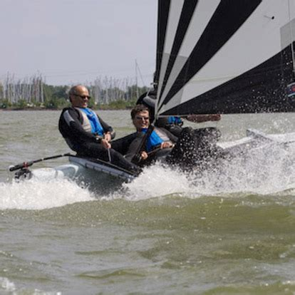 Catamaran Verhuur by Verhuur Dart 16 Met Spi Sail Today
