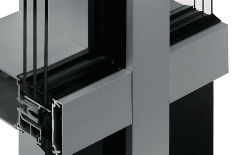 kawneer 1600ut curtain wall system architect magazine