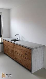 Küche Beton Holz : ikea keuken deuren inspiratie koak ikea 100 your design arbeitsplatte selbermachen und ~ Markanthonyermac.com Haus und Dekorationen