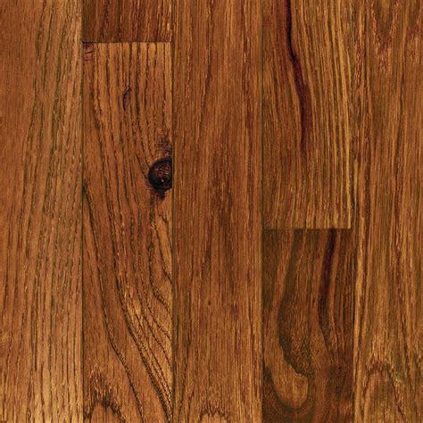 millstead oak gunstock 3 4 in thick x 3 1 4 in wide x random length solid hardwood flooring