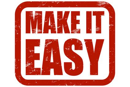 Make It Easy  My Patient Experience
