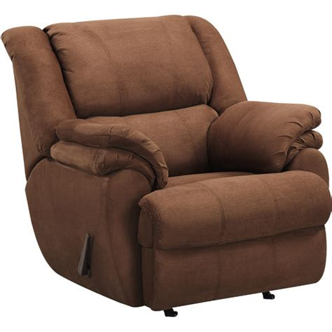 Recliner Chair Walmart by Ashford Padded Rocker Recliner Brown Walmart