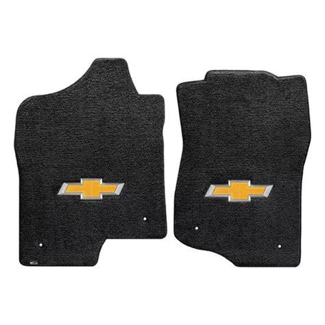lloyd 174 chevy silverado 2008 ultimat custom fit floor mats with 3d bowtie logo
