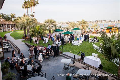 Catamaran Hotel Entertainment by Jeff Cheryl S San Diego Wedding At Catamaran San Diego